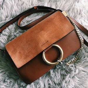 Chloé Faye Small Crossbody